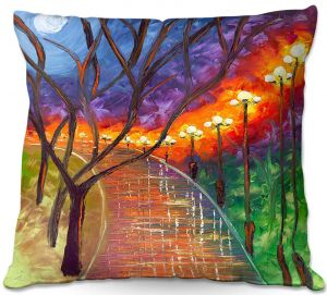 Throw Pillows Decorative Artistic | Jessilyn Park - Never Alone
