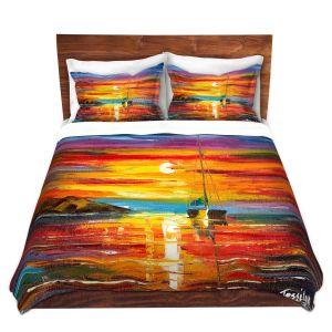 Artistic Duvet Covers and Shams Bedding   Jessilyn Park - Playa del Sol