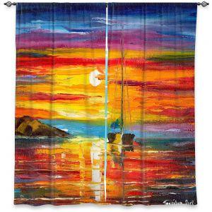 Decorative Window Treatments | Jessilyn Park - Playa del Sol