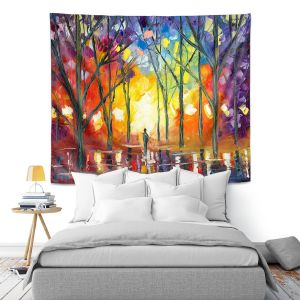 Artistic Wall Tapestry   Jessilyn Park - Reflections of the Soul