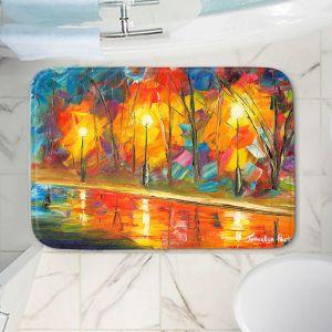 Decorative Bathroom Mats | Jessilyn Park - Streetlights