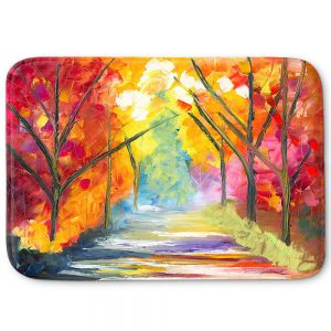Decorative Bathroom Mats | Jessilyn Park - The Road Less Traveled
