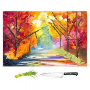 Artistic Kitchen Bar Cutting Boards | Jessilyn Park - The Road Less Traveled