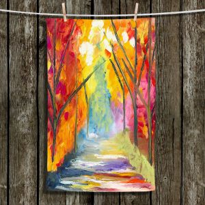 Unique Bathroom Towels | Jessilyn Park - The Road Less Traveled