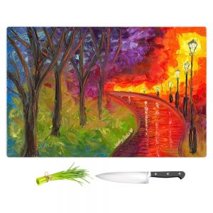 Artistic Kitchen Bar Cutting Boards | Jessilyn Park - To Be Continued