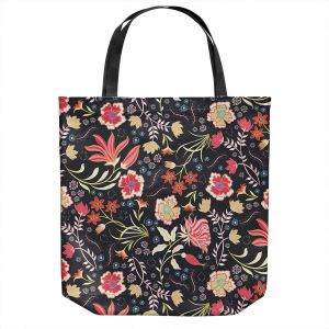 Unique Shoulder Bag Tote Bags | Jill O Connor - Indian Summer | Floral, Flowers