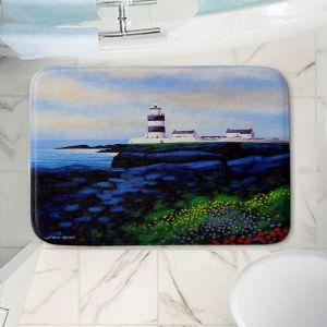 Decorative Bathroom Mats | John Nolan - Hook Lighthouse l