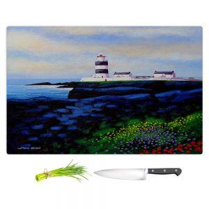 Artistic Kitchen Bar Cutting Boards | John Nolan - Hook Lighthouse l