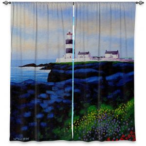 Decorative Window Treatments | John Nolan - Hook Lighthouse l