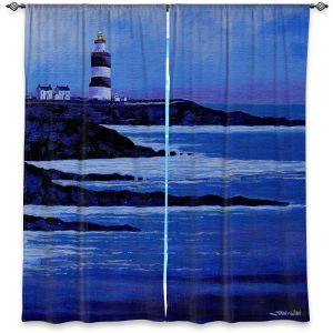 Decorative Window Treatments   John Nolan - Hook Lighthouse ll