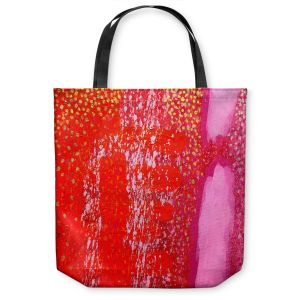 Unique Shoulder Bag Tote Bags | John Nolan - Transcendental Abstract