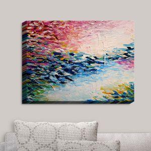 Decorative Canvas Wall Art | Julia Di Sano - Above the Clouds