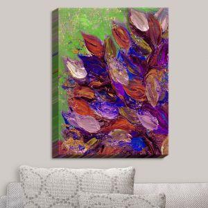 Decorative Canvas Wall Art | Julia Di Sano - Blooming Beautiful II
