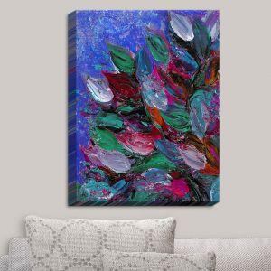 Decorative Canvas Wall Art | Julia Di Sano - Blooming Beautiful III