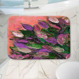Decorative Bathroom Mats | Julia Di Sano - Blooming Beautiful VI