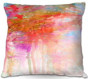 Decorative Outdoor Patio Pillow Cushion | Julia Di Sano - Carnival Dreams Multi