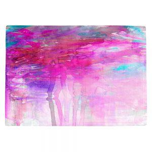 Countertop Place Mats | Julia Di Sano - Carnival Dreams Pink Purple