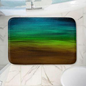 Decorative Bathroom Mats   Julia Di Sano - Coastal Sunset 1   abstract landscape