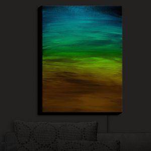 Nightlight Sconce Canvas Light | Julia Di Sano - Coastal Sunset 1