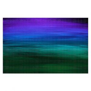 Decorative Floor Covering Mats | Julia Di Sano - Coastal Sunset 2 | abstract landscape