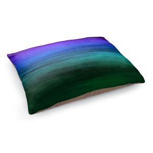 Decorative Dog Pet Beds | Julia Di Sano - Coastal Sunset 2 | abstract landscape