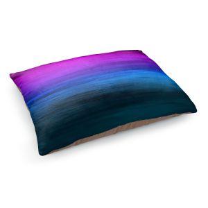 Decorative Dog Pet Beds | Julia Di Sano - Coastal Sunset 3 | abstract landscape