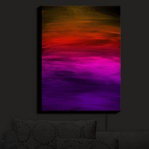 Nightlight Sconce Canvas Light | Julia Di Sano - Coastal Sunset 4