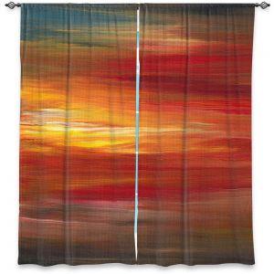 Decorative Window Treatments | Julia Di Sano - Color Intoxication l
