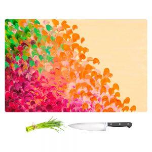 Artistic Kitchen Bar Cutting Boards | Julia Di Sano - Creation in Color Autumn Infusion
