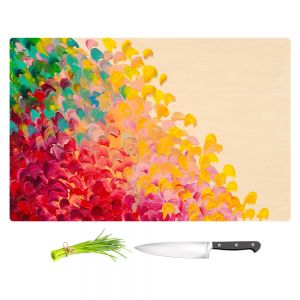 Artistic Kitchen Bar Cutting Boards | Julia Di Sano - Creation in Color II