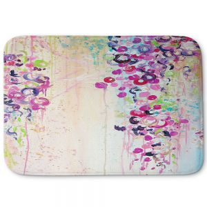 Decorative Bath Mat Large from DiaNoche Designs by Julia Di Sano - Dance of the Sakura