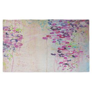 Artistic Pashmina Scarf | Julia Di Sano - Dance of the Sakura | Absract