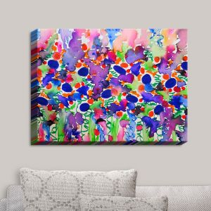 Decorative Canvas Wall Art | Julia Di Sano - Elegance Garden