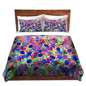 Artistic Duvet Covers and Shams Bedding | Julia Di Sano - Elegance Garden
