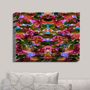 Decorative Canvas Wall Art | Julia Di Sano - Enchanted Forest I | Abstract Painting