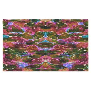 Artistic Pashmina Scarf | Julia Di Sano - Enchanted Forest I | Abstract Painting