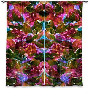 Decorative Window Treatments   Julia Di Sano - Enchanted Forest l