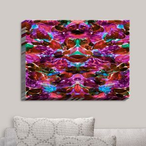 Decorative Canvas Wall Art   Julia Di Sano - Enchanted Forest III   Abstract Painting