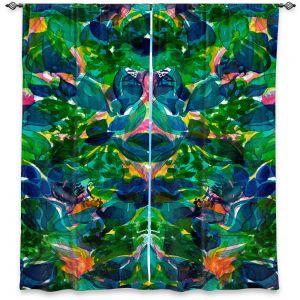 Decorative Window Treatments   Julia Di Sano - Enchanted Forest lV