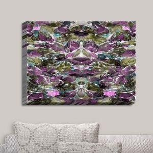 Decorative Canvas Wall Art | Julia Di Sano - Enchanted Forest V | Abstract Painting