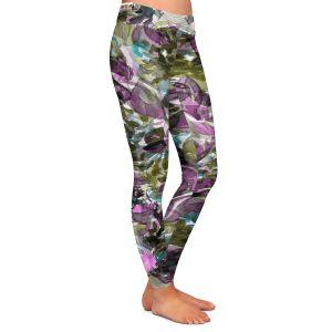 Casual Comfortable Leggings   Julia Di Sano - Enchanted Forest V