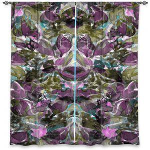 Decorative Window Treatments   Julia Di Sano - Enchanted Forest V