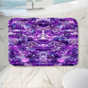 Decorative Bathroom Mats | Julia Di Sano - Enchanted Forest VIl