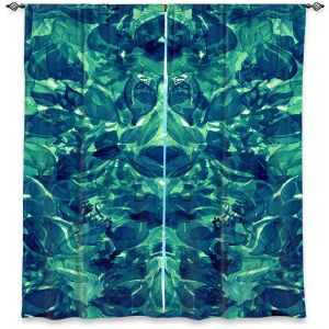 Decorative Window Treatments | Julia Di Sano - Enchanted Forest X