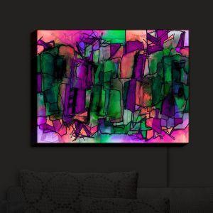 Nightlight Sconce Canvas Light | Julia Di Sano - Facets of The Self 5