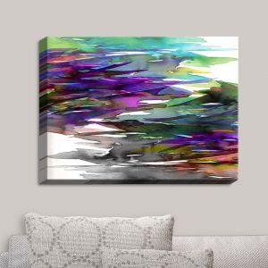Decorative Canvas Wall Art | Julia Di Sano - Fervor I