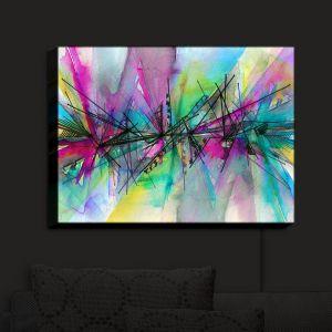 Nightlight Sconce Canvas Light | Julia Di Sano - Finding Balance 1