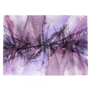 Decorative Kitchen Placemats 18x13 from DiaNoche Designs by Julia Di Sano - Finding Balance 4