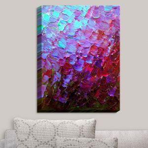Decorative Canvas Wall Art | Julia Di Sano - Fish Scales