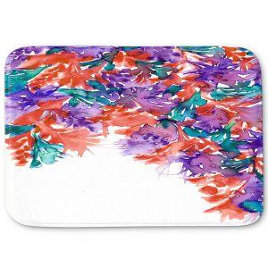 Decorative Bathroom Mats | Julia Di Sano - Floral Cascade II